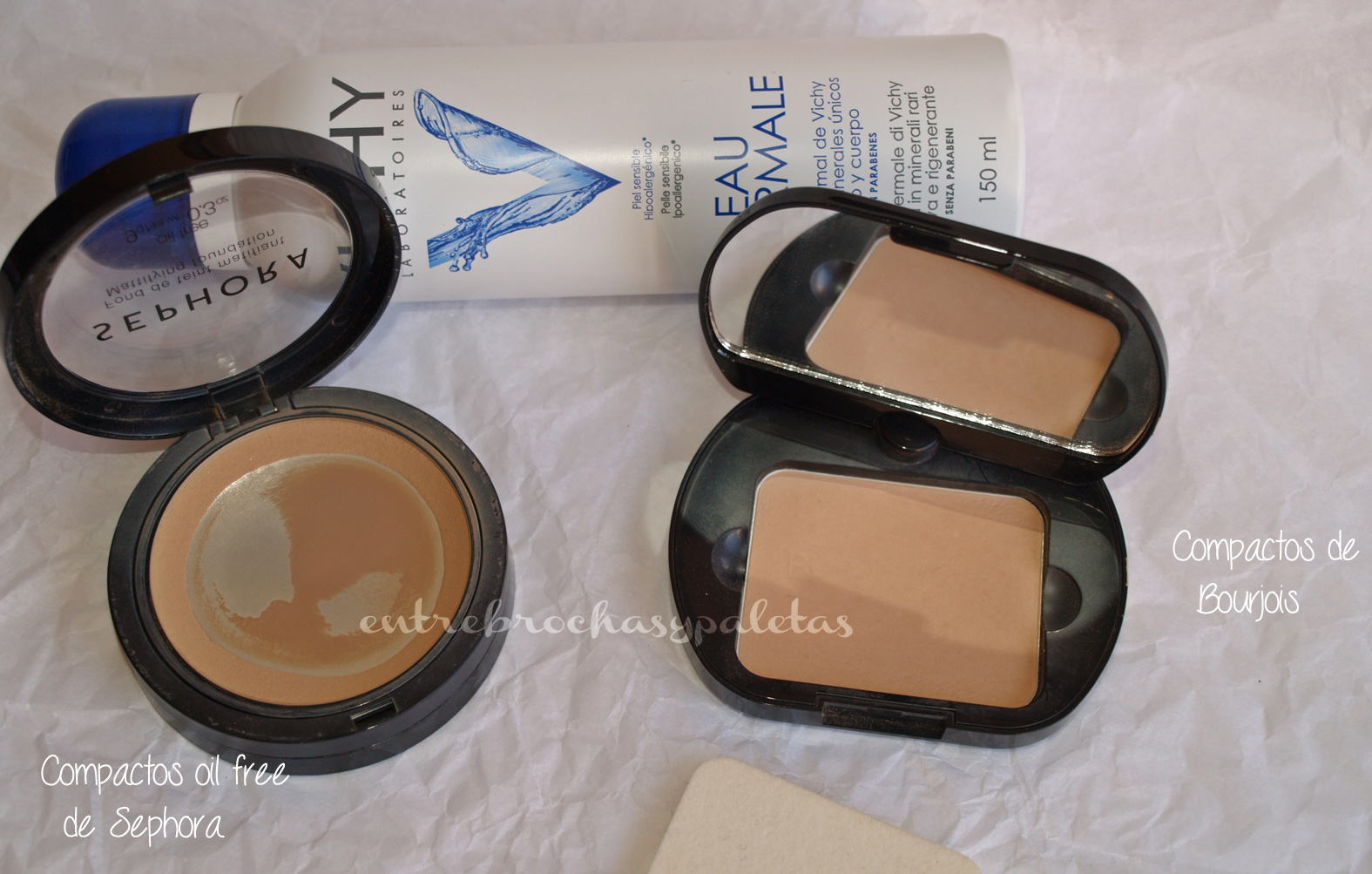 compactos silk edition bourjois