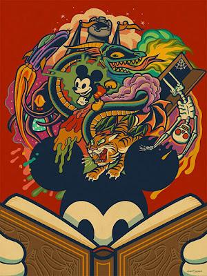 vector chuột Mickey