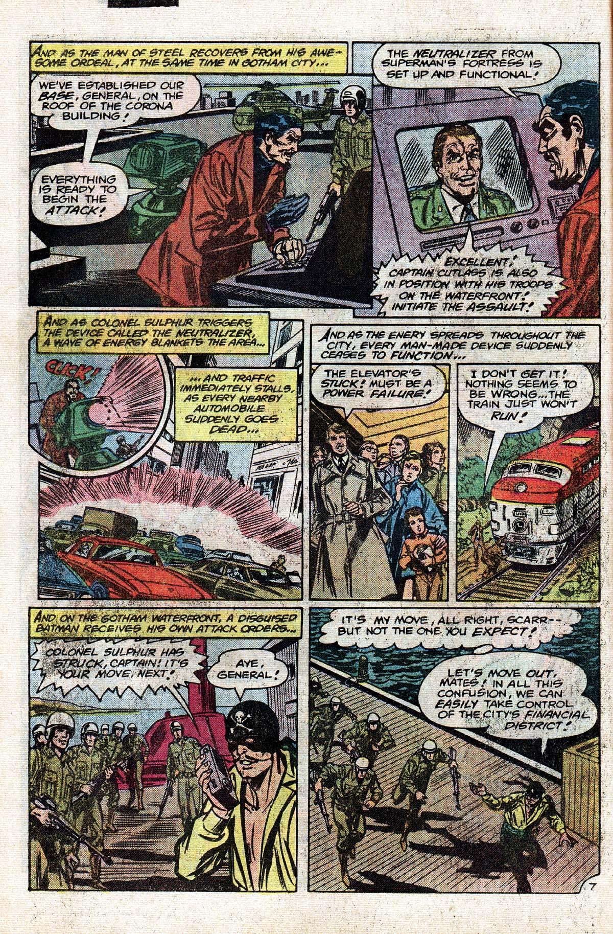 Read online World's Finest Comics comic -  Issue #281 - 9