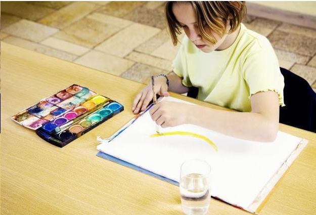 file:Watercolor brush paint Best Tips.svg