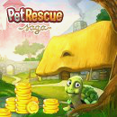 Pet Rescue Saga Jeton Hilesi