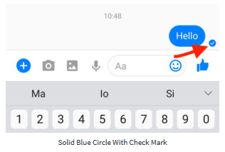 Cara Memahami Arti Ikon Facebook Messenger