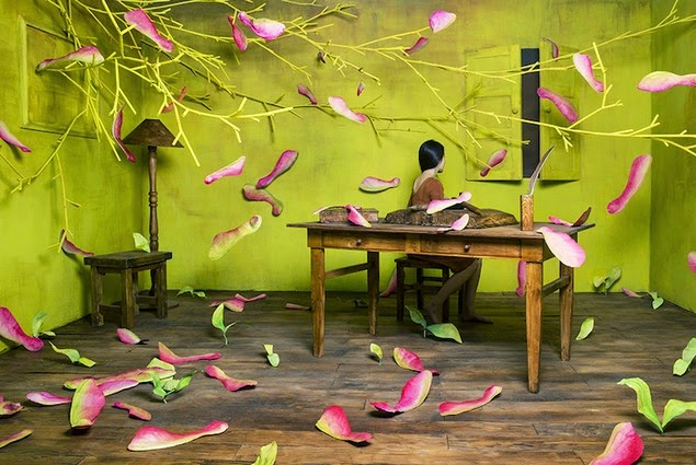 self portrait photography jee young lee