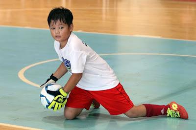 Our Goalie