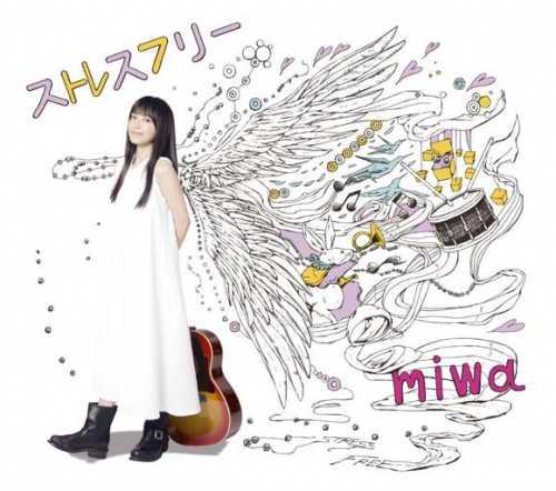 [Single] miwa – 夜空。Feat.ハジ→/ストレスフリー (2015.08.19/MP3/RAR)