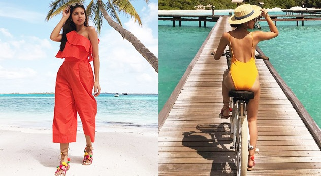 Alden Richards is a witness for Maine Mendoza's  sexy body shown by the phenomenal star when he travels to Maldives, and talks to netizens.