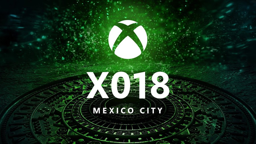 inside xbox X018 event highlights