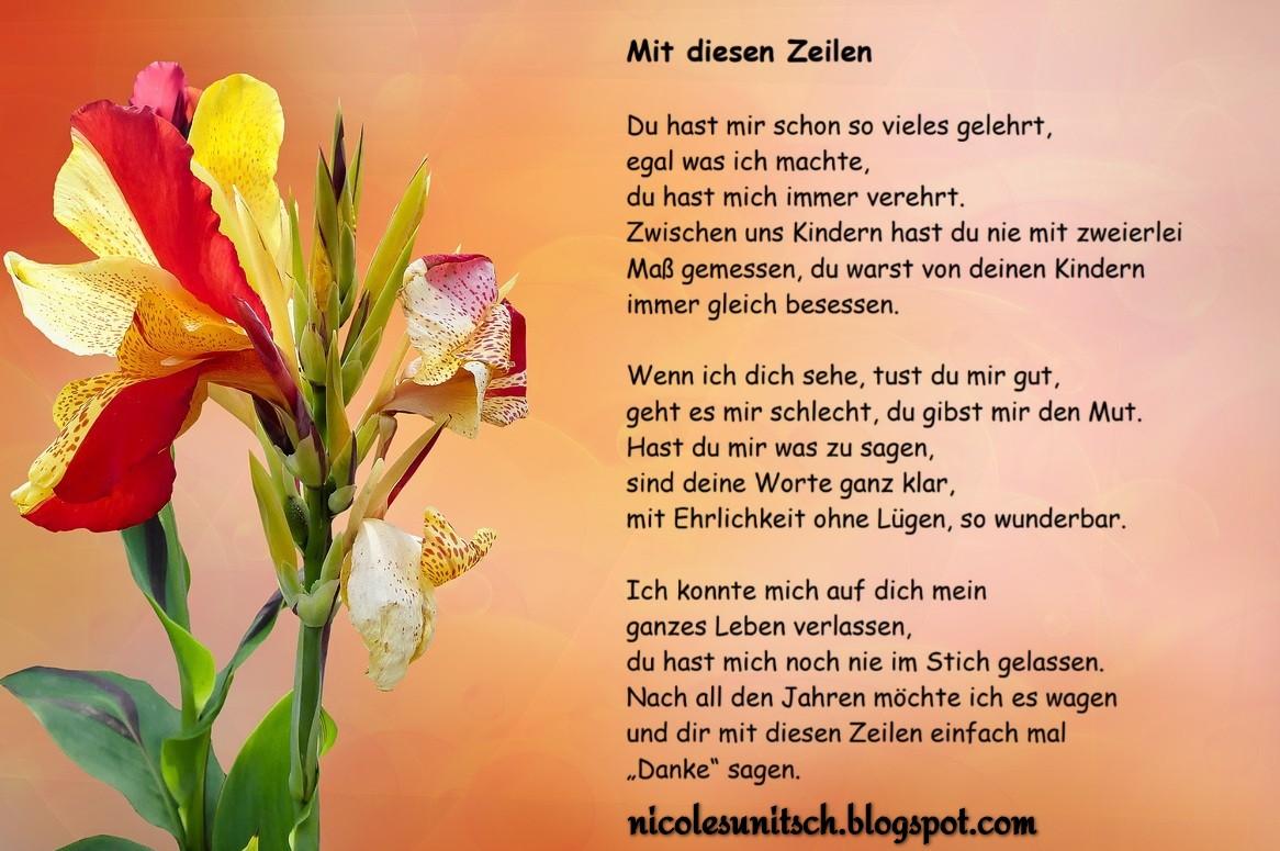 Gedichte Von Nicole Sunitsch Autorin Mit Diesen Zeilen