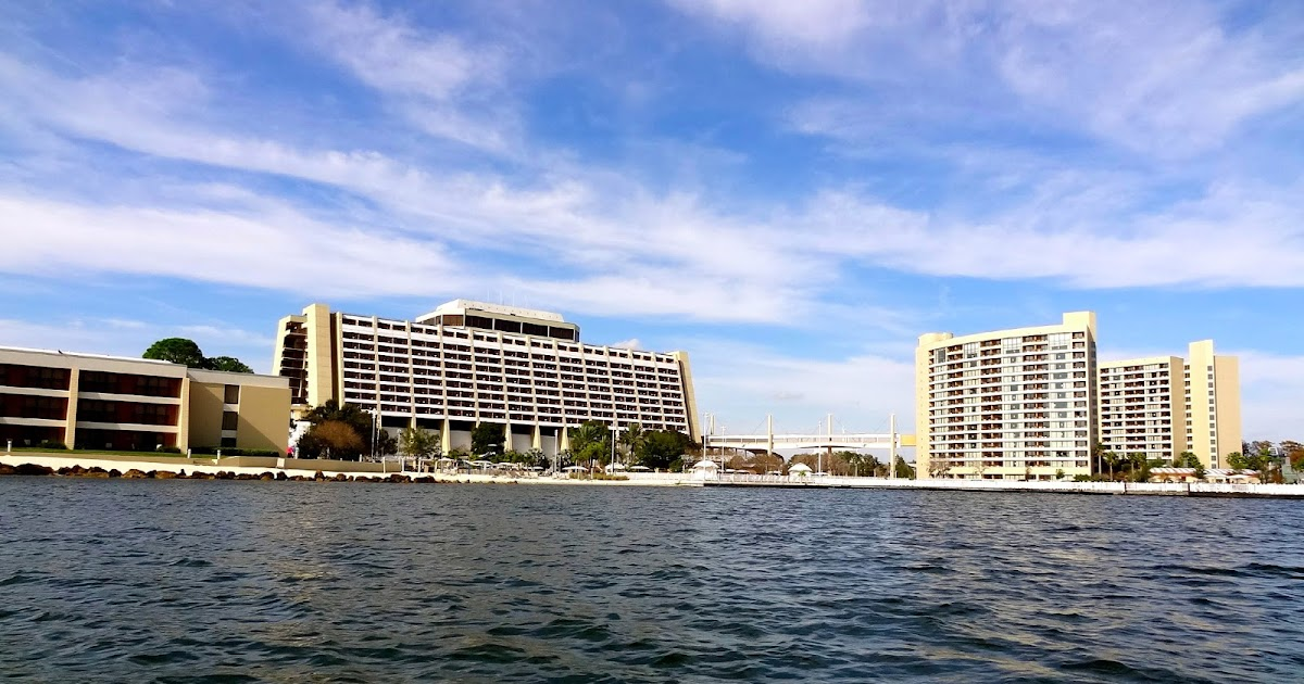 Disneys Contemporary Resort  CheckIn Florida  The