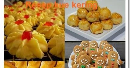 Resep Kue Kering Pdf