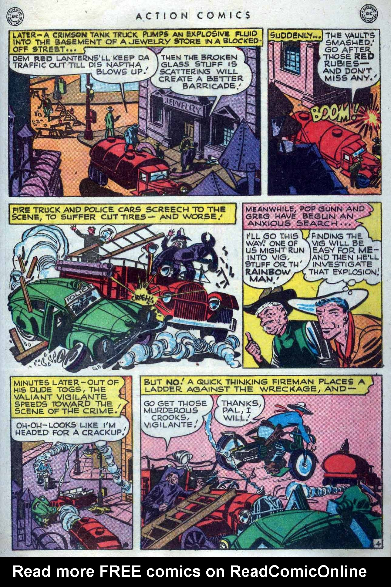 Read online Action Comics (1938) comic -  Issue #119 - 43