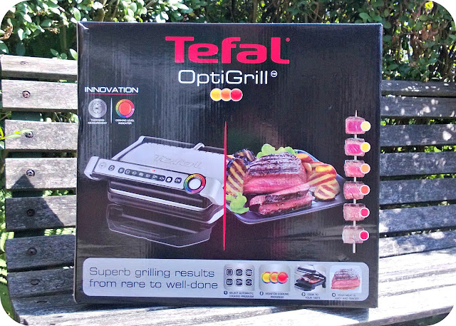 Tefal OptiGrill Box