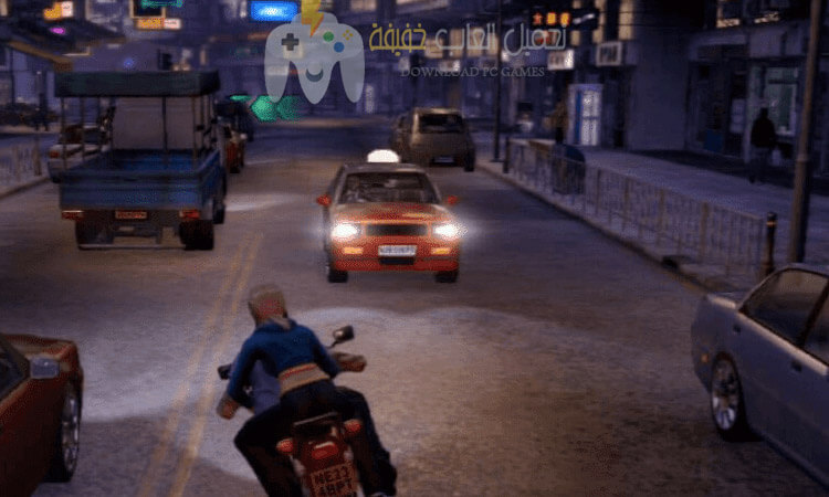 تحميل لعبة Sleeping Dogs مضغوطة