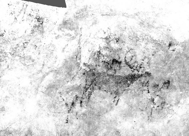Spanish scientists use cutting-edge technology to uncover cave paintings