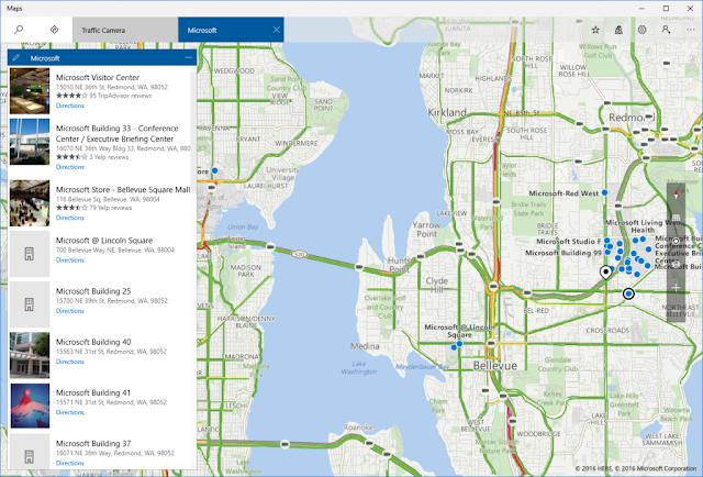 App Mappe, con interfaccia grafica molto migliorata