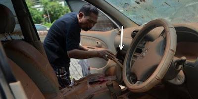 Perbaikan Interior Mobil Pasca Terendam Banjir, Agung Car