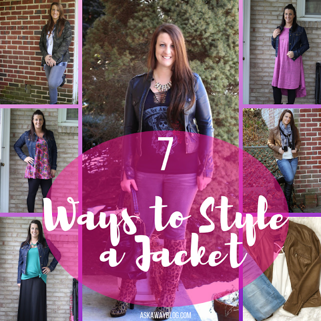 7 Ways to Style a Jacket