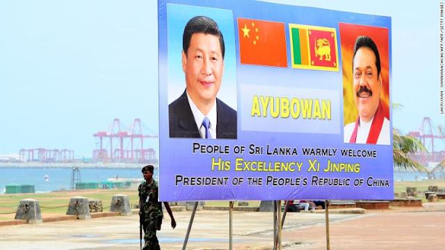 Terlilit Utang Cina, Krisis Politik Hantam Sri Lanka, Parlemen Dibubarkan