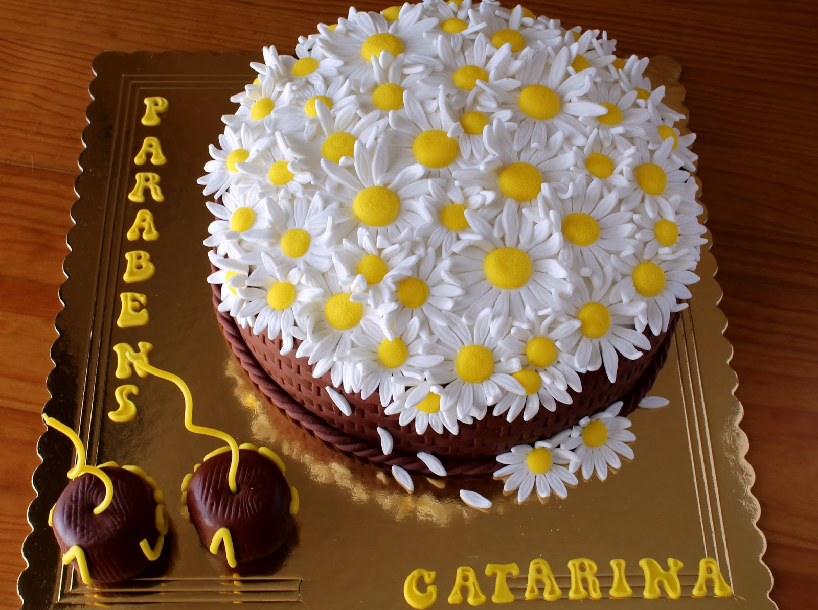 Flores De Aniversario: Meus Bolos De Cake Ideas And Designs