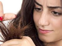 Inilah Penyebab Dan Cara Ampuh Mengatasi Ujung Rambut Kering Dan Kasar
