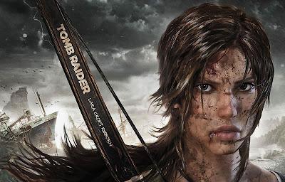 Lara Croft en Tomb Raider 2012 1