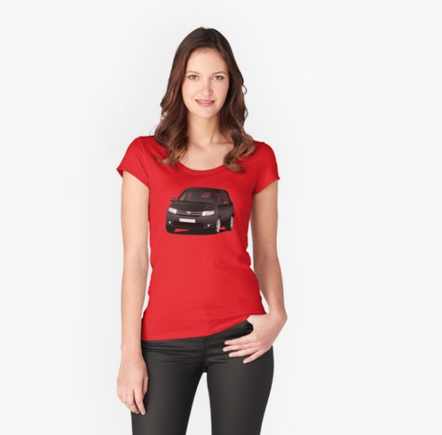 Dacia Sandero t-shirts Redbubble