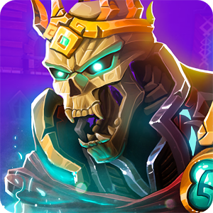 Dungeon Legends v3.0 Mod Apk (High Damage + Unlimited Mana)