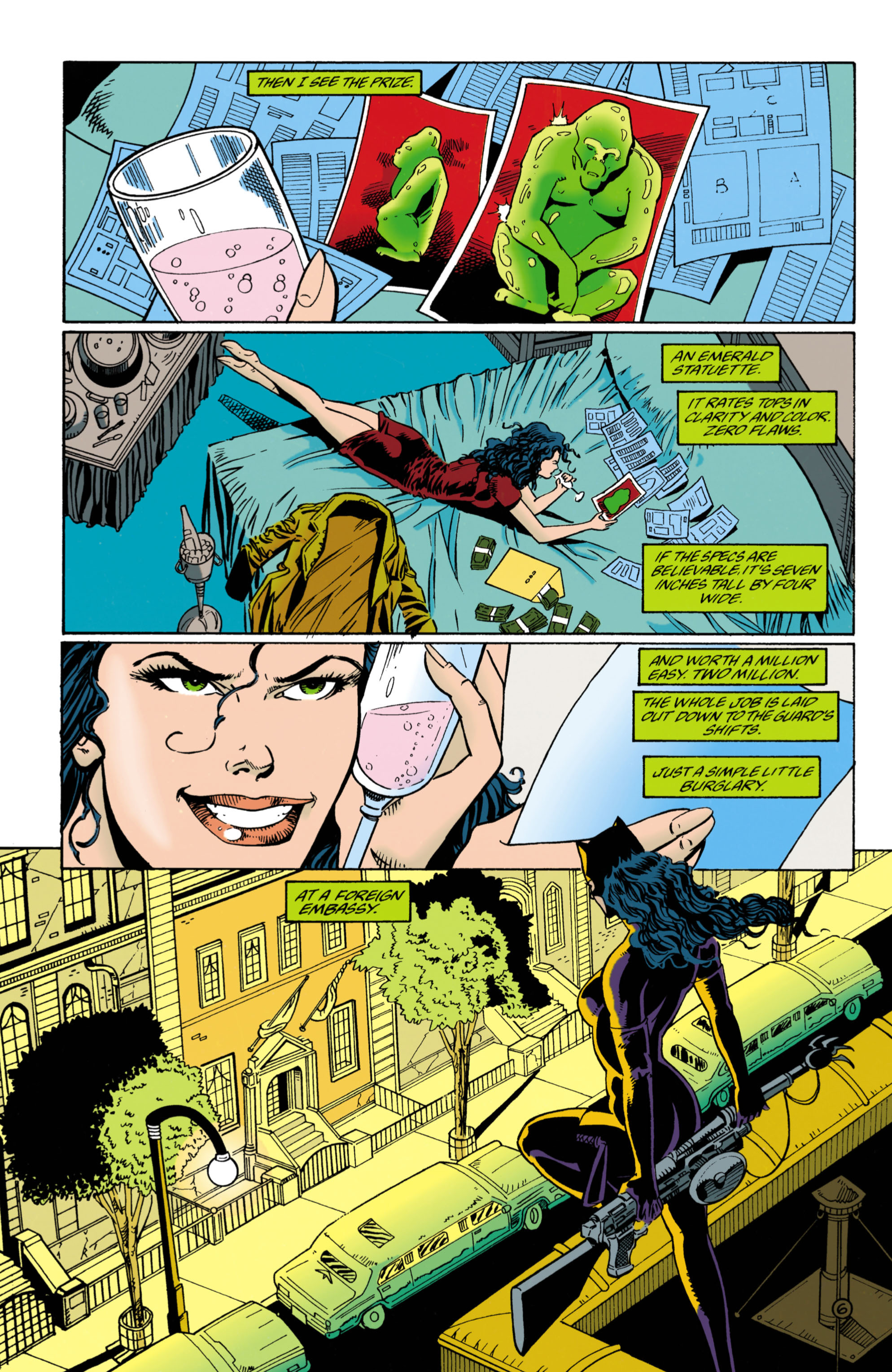 Catwoman (1993) Issue #27 #32 - English 7