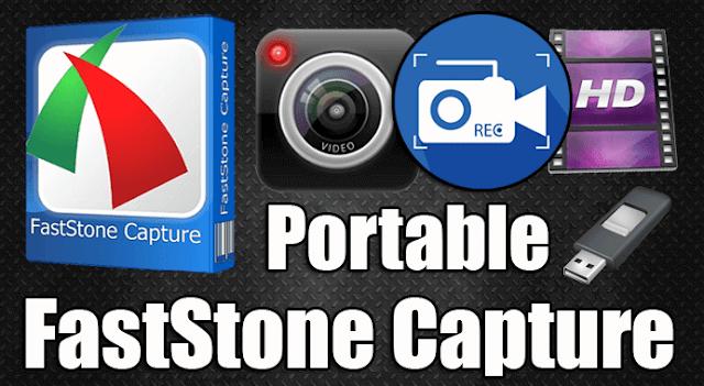 برنامج FastStone Capture مع التفعيل