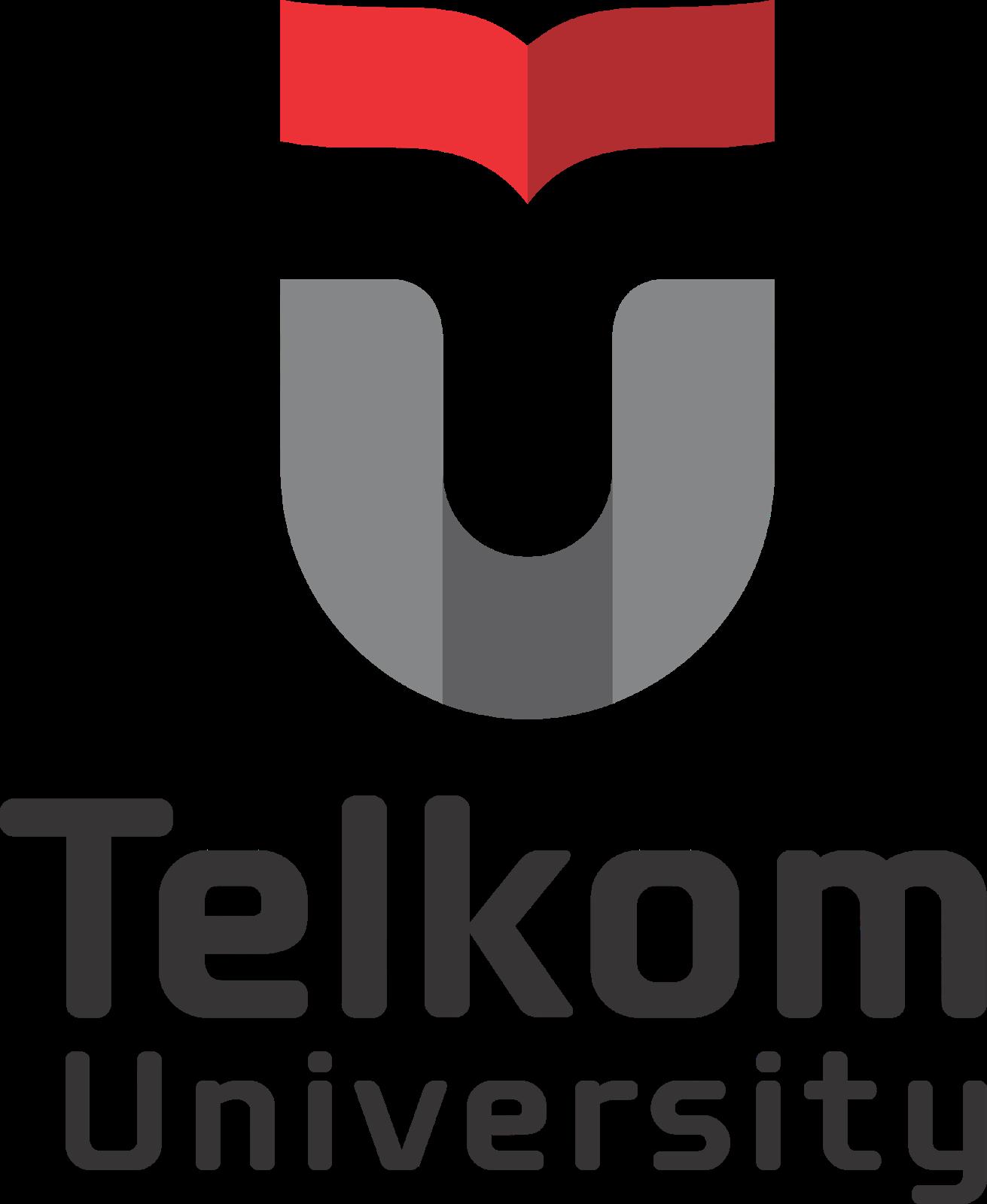 Logo Telkom University