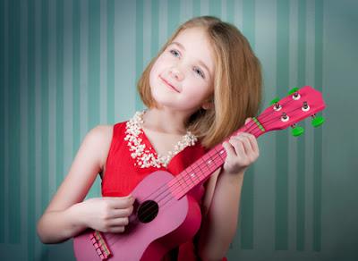 Cách chọn đàn ukulele cho trẻ em