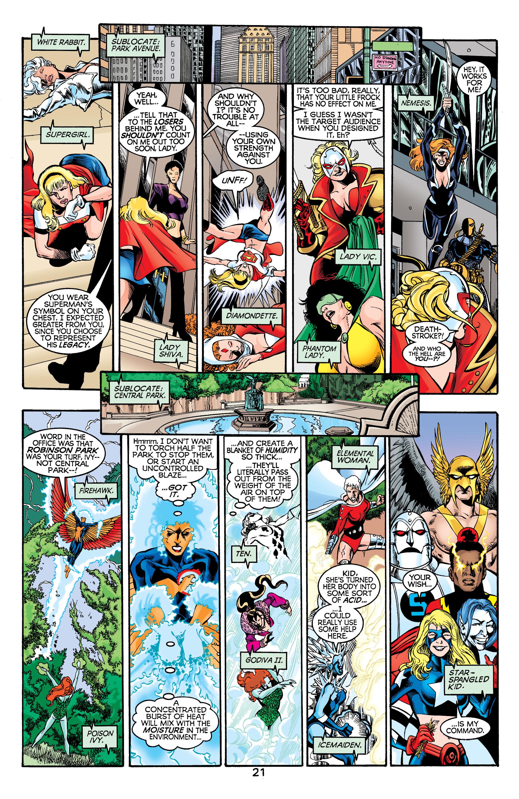 Read online Wonder Woman (1987) comic -  Issue #175 - 21