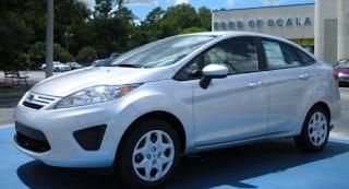 2011 Fiesta S Sedan