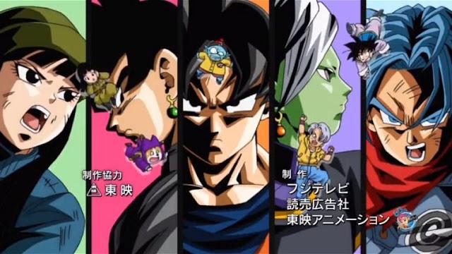 Cartoon Network exibirá Dragon Ball Super dublado até o fim do Arco Goku Black