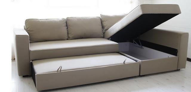 Ikea Schlafsofa Aufklappen