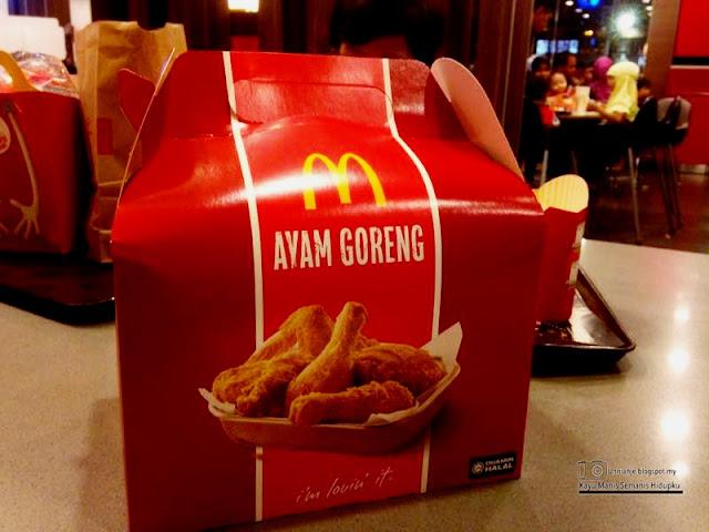 Ayam Goreng McD