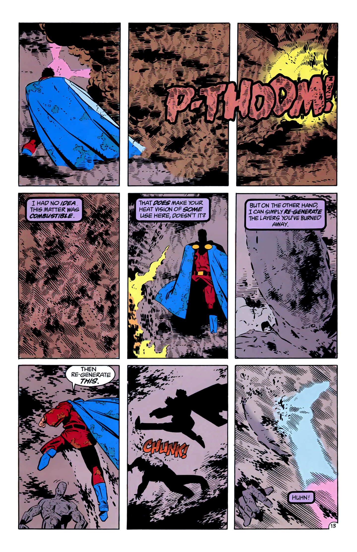 Legion of Super-Heroes (1989) 4 Page 13