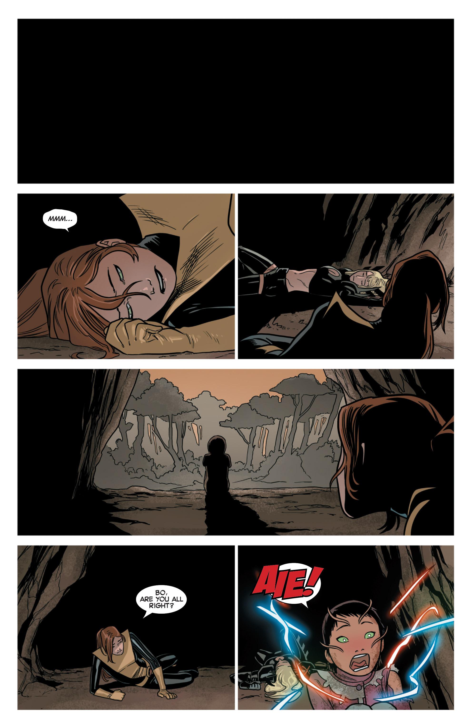 Read online Uncanny X-Men (2013) comic -  Issue #33 - 17