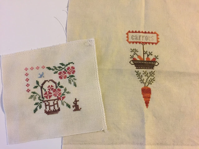 Crafting On — Spring Stitching