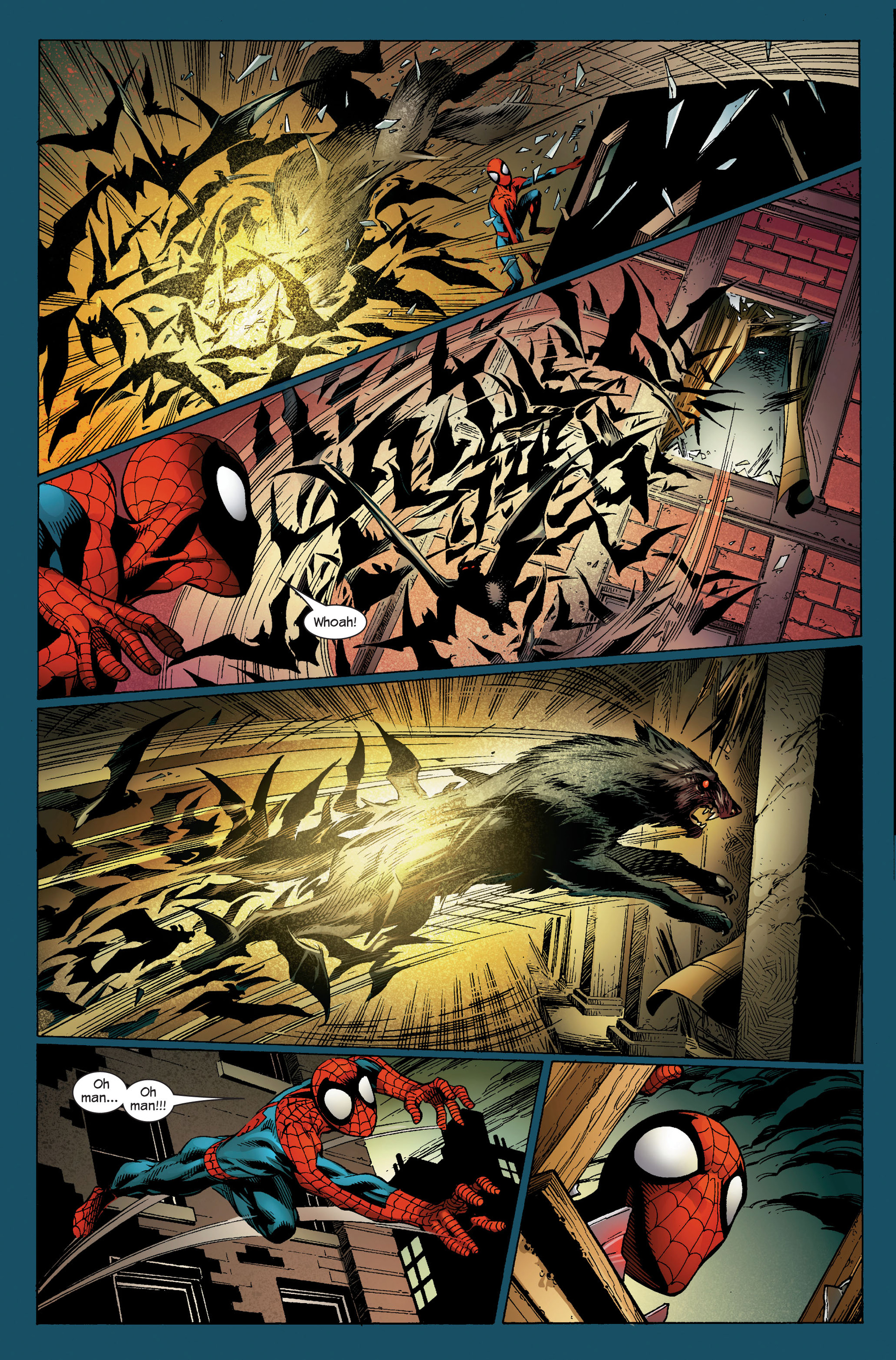 Read online Ultimate Spider-Man (2000) comic -  Issue #95 - 22