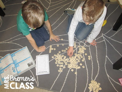 Fun, free word work activities to practice spelling words