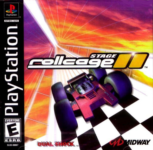 Rollcage - Stage II - PS1 - ISOs Download