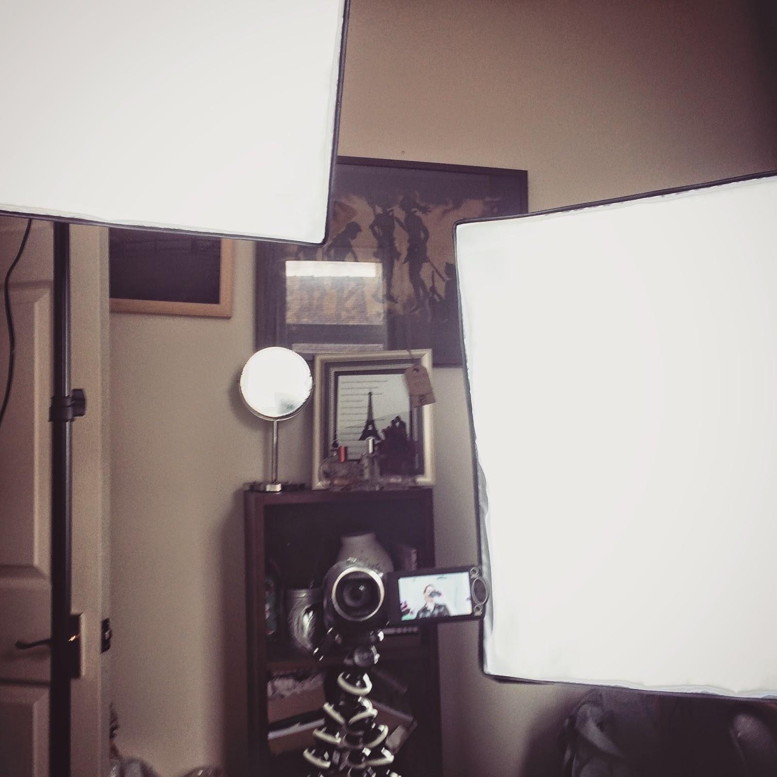 Just Add Ginger blog - lighting