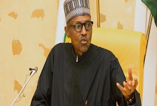 Buhari condoles with victims of US storm Harvey