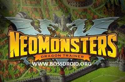 bagi anda yang ingin bermain game android dengan mode offline Neo Monster Mod v1.5.0 Apk Terbaru Full Version