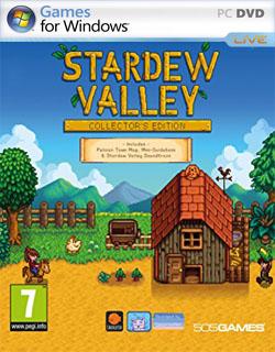 تحميل لعبة Stardew Valley مضغوطة برابط مباشر وتورنت مجانا