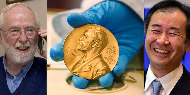 monel de física 2015 - medalha nobel