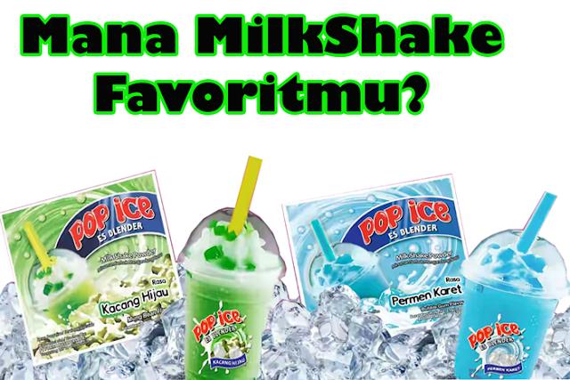 milkshake, favorit, kacang hijau, buble gum, anak, kos