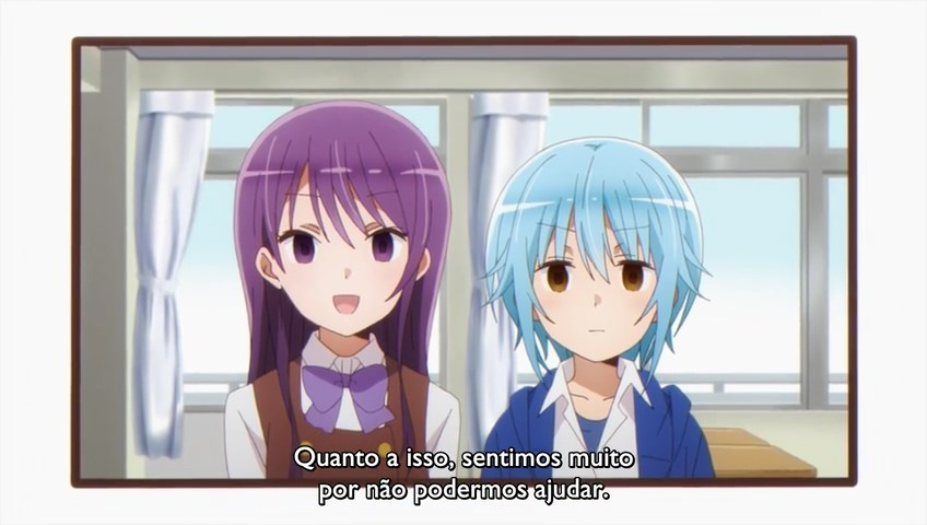 Comentando Comic Girls Ep 2