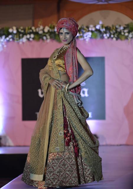 TV Celebs Walks The Ramp During Beti Fashion Show By Anu Ranjan